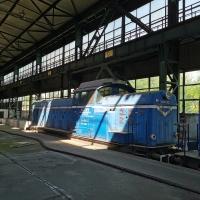 Locomotivă LDH 700 CP 70705, nr. inventar 00560018