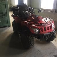 ATV ARCTIC CAT 400