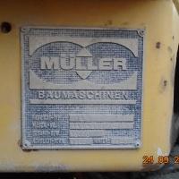 Incarcator frontal Clark 75B - Miller