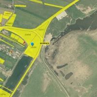 Teren Intravilan cu destinatie industriala sau comerciala in suprafata de 10338 mp. Giurgiu, Tarla 21, Parcela 4 lot 2, jud. Giurgiu; teren identificat cu Nr. CF 33093 si Nr. CAD 33093