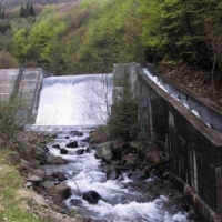 Micro-hydroelectric plant Repedea 2 and Repedea 3, Vâlcea county, Installed power 2,279 MW