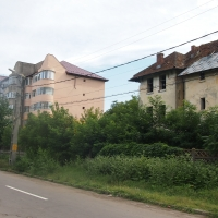 Constructie bloc P+2 Tecuci lângă gara, jud Galati (fara teren)