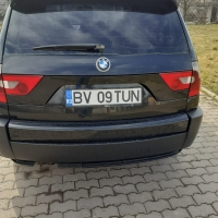 AUTOTURISM TEREN BMW X3 3.0D