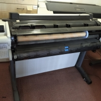 PLOTTER HP DESIGN T2300 CN27ASP
