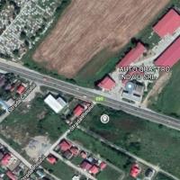 Teren intravilan, în suprafață de 1415 mp, situat  în loc. Afumati, jud. Ilfov