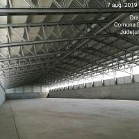 AMPLASAMENT ȘTEFAN VODĂ compus din teren intravilan - curți construcții în suprafață de 30.579 mp și 25 de construcții (ateliere, celule siloz, magazie cereale, etc), situat în com. Ștefan Vodă, jud. Călărași