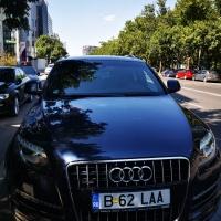 Audi Q7 3.0 TDI Quattro, EURO5, 245 CP, An fabricatie 2014, B-62-LAA