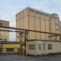 Real estate - Milling and bakery complex located in place. Zalău, Sălaj County
