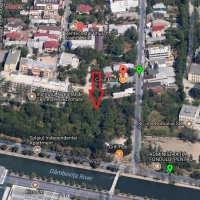 Urban land Bucharest, Petrache Poenaru area 4.449 sqm