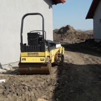RULOU COMPACTOR BOMAG NR INV 2131088