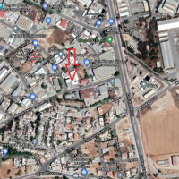 Depozit și teren situat în Pallouriotissa, Nicosia, Cipru