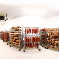"Meat processing factory Lactag ""Pe Gustate"" - Carcea, Craiova county"