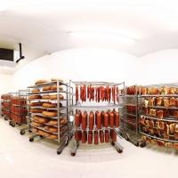 """Fabrica procesare carne """"Pe Gustate"""" - Lactag"""