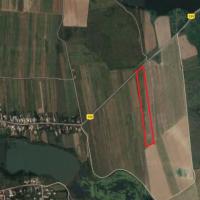 Terenuri în suprafață totală de 205.601 mp  situate în intravilanul localităților Crevedia, Cornești și Butimanu, jud. Dâmbovița
