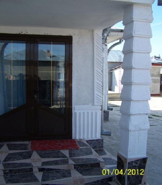 Casa cu teren situata in loc. Ramnicelu nr. Cad 316, jud. Buzau